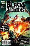 Cover for Black Panther (Marvel, 2009 series) #6 [1940s Variant]