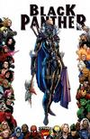 Cover Thumbnail for Black Panther (2009 series) #7 [70 Years of Marvel Variant]
