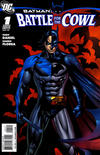 Cover Thumbnail for Batman: Battle for the Cowl (2009 series) #1 [Tony S. Daniel Nightwing Cover]
