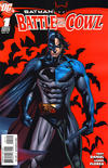 Cover Thumbnail for Batman: Battle for the Cowl (2009 series) #1 [Cover C - Second Print]