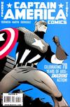 Cover for Captain America Comics 70th Anniversary Special (Marvel, 2009 series) #1 [Variant Cover]