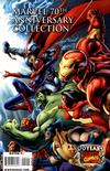 Cover Thumbnail for Marvel Comics 70th Anniversary Celebration Magazine (2009 series)  [Right Cover]