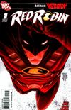 Cover Thumbnail for Red Robin (2009 series) #1 [Second Printing]