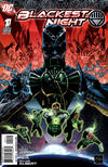 Cover for Blackest Night (DC, 2009 series) #1 [Second Printing]