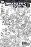Cover for Blackest Night (DC, 2009 series) #3 [Ivan Reis Sketch Cover]