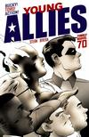 Cover Thumbnail for Young Allies 70th Anniversary Special (2009 series) #1 [Martin]