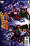 Cover Thumbnail for Justice League: Cry for Justice (2009 series) #1 [Second Printing]