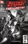 Cover Thumbnail for Justice League: Cry for Justice (2009 series) #2 [Second Printing]