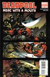 Cover Thumbnail for Deadpool: Merc with a Mouth (2009 series) #2 [2nd Print Variant]