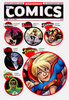 Cover for Wednesday Comics (DC, 2009 series) #12