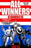 Cover Thumbnail for All Winners Comics 70th Anniversary Special (2009 series) #1