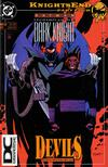 Cover for Batman: Legends of the Dark Knight (DC, 1992 series) #62 [DC Universe Corner Box]