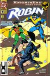 Cover for Robin (DC, 1993 series) #8 [DC Universe UPC]