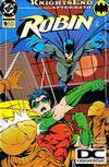 Cover for Robin (DC, 1993 series) #9 [DC Universe UPC]