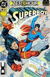 Cover for Superboy (DC, 1994 series) #8 [DC Universe box]