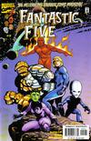 Cover Thumbnail for Fantastic Five (1999 series) #2 [2 for Number 2]