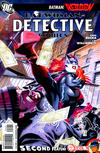 Cover Thumbnail for Detective Comics (1937 series) #854 [J. G. Jones Limited Variant Cover]