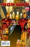 Cover Thumbnail for Invincible Iron Man (2008 series) #1 [Bob Layton Cover]