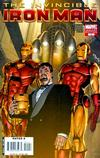 Cover Thumbnail for Invincible Iron Man (2008 series) #1 [Bob Layton Cover]