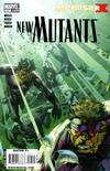 Cover for New Mutants (Marvel, 2009 series) #7