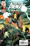 Cover for New Avengers (Marvel, 2005 series) #58
