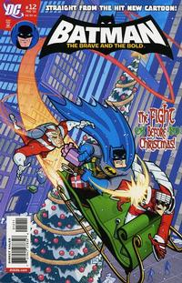Cover Thumbnail for Batman: The Brave and the Bold (DC, 2009 series) #12