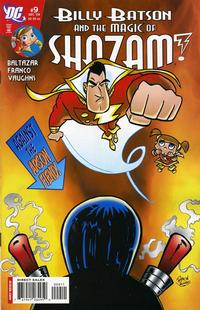 Cover Thumbnail for Billy Batson & the Magic of Shazam! (DC, 2008 series) #9