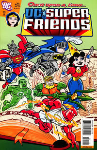 Cover Thumbnail for Super Friends (DC, 2008 series) #21