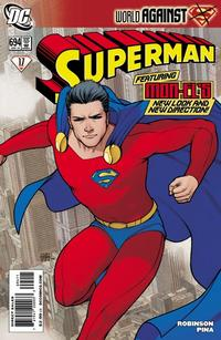 Cover Thumbnail for Superman (DC, 2006 series) #694