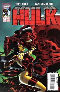Cover Thumbnail for Hulk (Marvel, 2008 series) #15