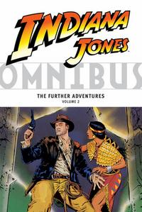 Cover Thumbnail for Indiana Jones Omnibus: The Further Adventures (Dark Horse, 2009 series) #2
