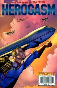 Cover Thumbnail for The Boys: Herogasm (Dynamite Entertainment, 2009 series) #4