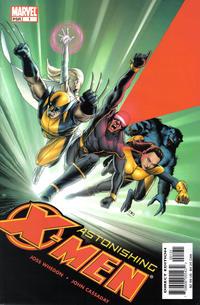 Cover Thumbnail for Astonishing X-Men (Marvel, 2004 series) #1 [Team Cover]