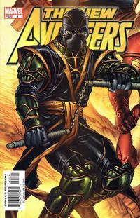 Cover Thumbnail for New Avengers (Marvel, 2005 series) #4 [Jim Cheung Variant Cover]