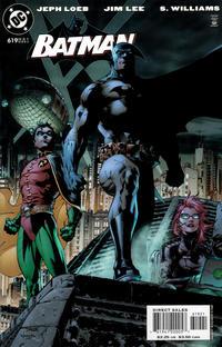 Cover for Batman (DC, 1940 series) #619