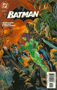 Cover Thumbnail for Batman (DC, 1940 series) #619 [Batman's Villains]