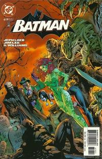 Cover Thumbnail for Batman (DC, 1940 series) #619 [Batman's Villains]