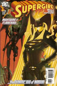 Cover Thumbnail for Supergirl (DC, 2005 series) #6 [Direct Sales]
