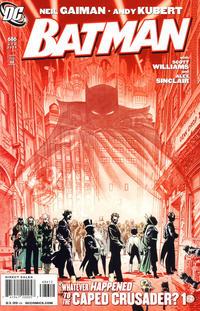 Cover Thumbnail for Batman (DC, 1940 series) #686 [Cover D - 2nd Print]