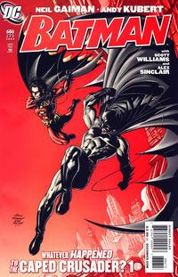 Cover Thumbnail for Batman (DC, 1940 series) #686 [Third Printing]