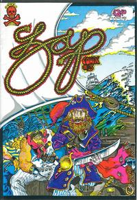 Cover Thumbnail for Zap Comix (Last Gasp, 1982 ? series) #3 [6th print- 2.50 USD]