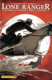 Cover Thumbnail for The Lone Ranger (Dynamite Entertainment, 2006 series) #4 [Reorder Variant Cover]