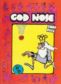Cover Thumbnail for God Nose (Rip Off Press, 1969 series) #[nn] [4th print]