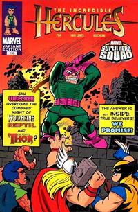 Cover Thumbnail for Incredible Hercules (Marvel, 2008 series) #135 [Super Hero Squad Variant Edition]