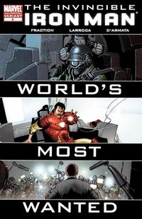 Cover Thumbnail for Invincible Iron Man (Marvel, 2008 series) #9 [2nd Printing]