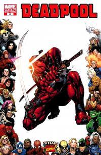 Cover Thumbnail for Deadpool (Marvel, 2008 series) #13 [Marvel 70th Anniversary Border]