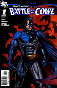 Cover Thumbnail for Batman: Battle for the Cowl (DC, 2009 series) #1 [Tony S. Daniel Nightwing Cover]