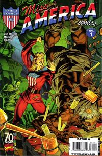 Cover Thumbnail for Miss America Comics 70th Anniversary Special (Marvel, 2009 series) #1