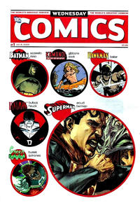 Cover Thumbnail for Wednesday Comics (DC, 2009 series) #1