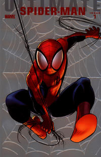 Cover Thumbnail for Ultimate Spider-Man (Marvel, 2009 series) #1 [Foil Edition]